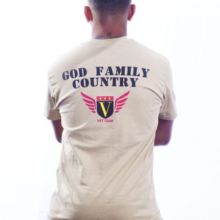 Vet Gear - God Family Country