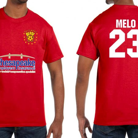 Melo Player Tee