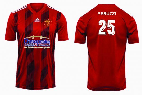 Peruzzi Jersey