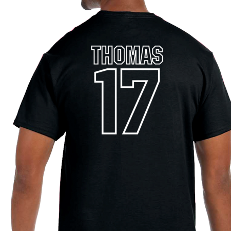 Thomas Player Tee