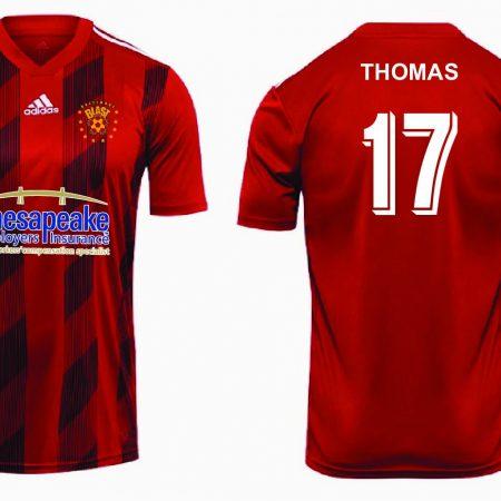 Thomas Jersey