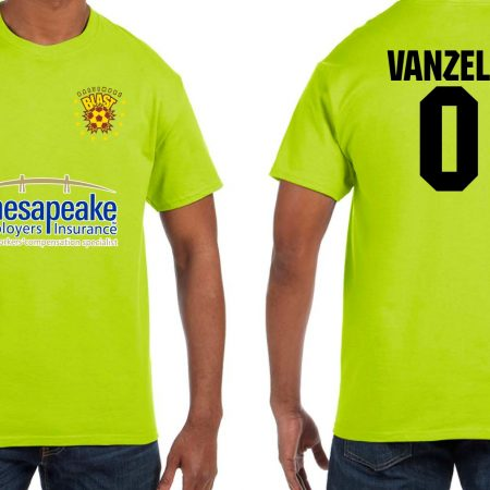 Vanzela Player Tee